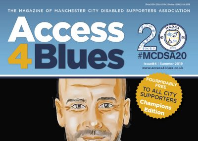 Access 4 Blues