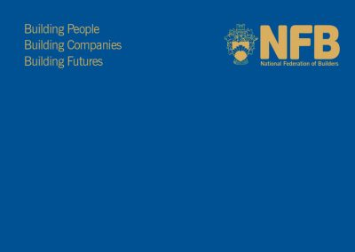 National Federation of Builders Diary and Directory