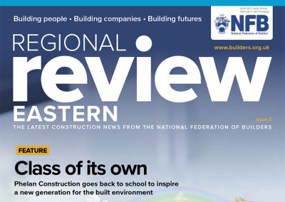 NFB Regional Review – Eastern