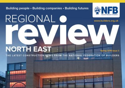 NFB Regional Review – North East