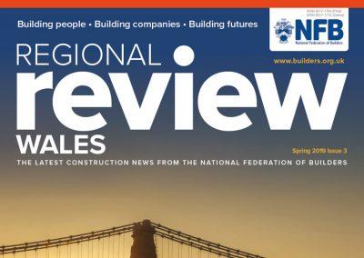 NFB Regional Review – Wales