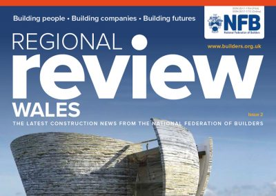 NFB Regional Review – Wales