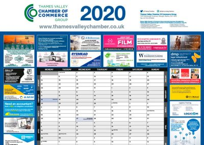 Thames Valley Wallplanner