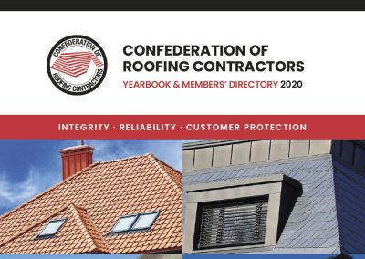 Confederation of Roofing Contractors Yearbook and Members' Directory