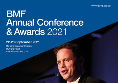 BMF Members' Day Annual Conference and Awards 2021